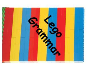 Lego  Grammar