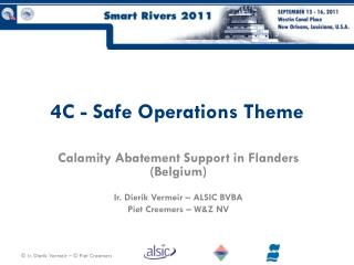 4C - Safe Operations Theme
