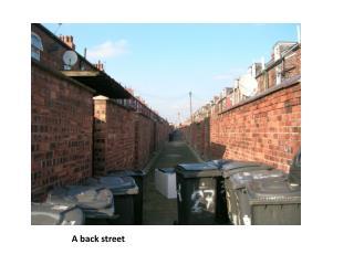 A back street