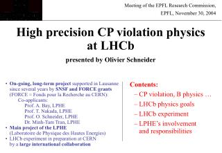 High precision CP violation physics  at LHCb