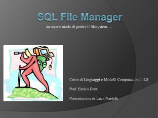 SQL File Manager