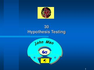 30 Hypothesis Testing