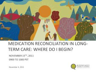 Medication reconciliation in long-term care: where do I begin?