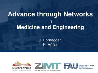 Advance through Networks