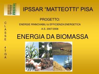 """IPSSAR """"MATTEOTTI"""" PISA"""