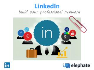 LinkedIn: Build Your Professional Network