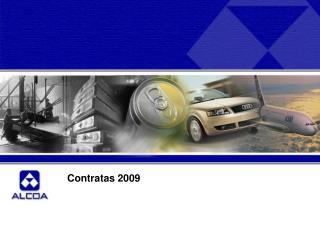 Contratas 2009