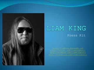 LIAM KING