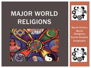 An introduction to the one of the major religions of the world buddhism