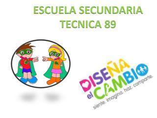 ESCUELA SECUNDARIA TECNICA 89