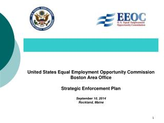 United States Equal Employment Opportunity Commission Boston Area Office