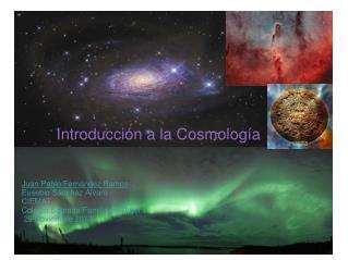 Introducción a la Cosmología