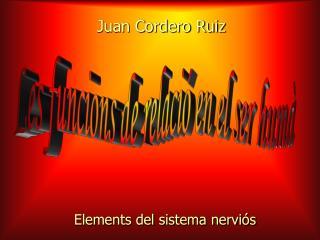 Juan Cordero Ruiz