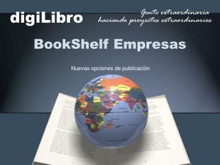 BookShelf Empresas