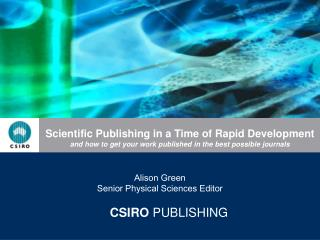 CSIRO  PUBLISHING