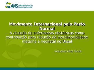 Jacqueline Alves Torres