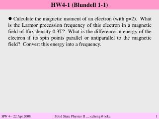 HW4-1 (Blundell 1-1)