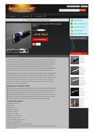 Laserpointer 500mW kaufen