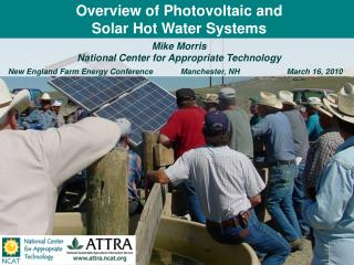 Overview of Photovoltaic and  Solar Hot Water Systems