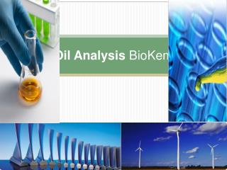 Oil Analysis BioKem