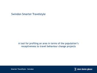 Swindon Smarter Travelstyle