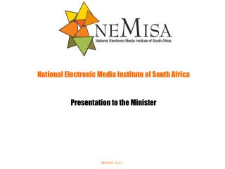 National Electronic Media Institute of South Africa