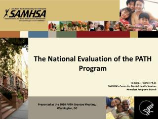 The National Evaluation of the PATH Program