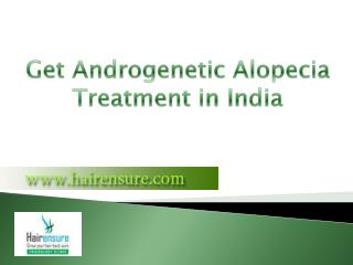 Get Perfect information about Androgenetic Alopecia