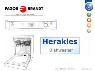 Herakles Dishwasher