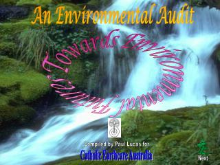 Towards Environmental Futures