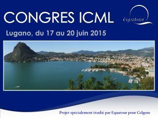 CONGRES ICML