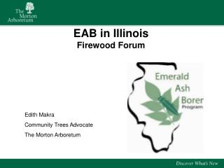EAB in Illinois Firewood Forum