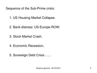 Financial Crises Analysis
