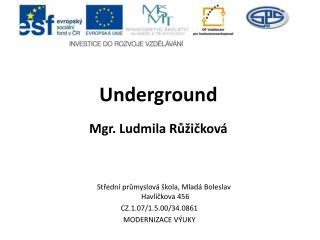 Střední  průmyslová škola, Mladá  Boleslav Havlíčkova 456 CZ.1.07/1.5.00/34.0861