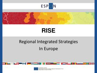 Regional Integrated Strategies In Europe