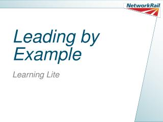 Leading by Example Learning Lite