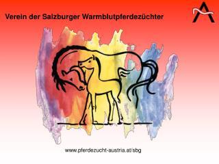 Verein der Salzburger Warmblutpferdez�chter