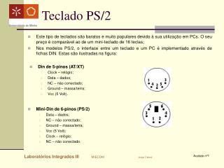 Teclado PS/2