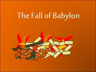 The Fall of Babylon Revelation 18