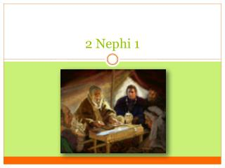 2 Nephi 1