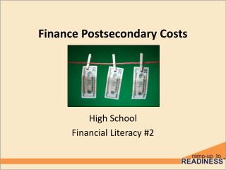Finance Postsecondary Costs