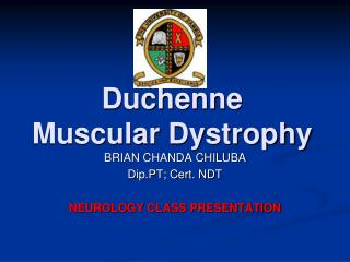 Duchenne Muscular Dystrophy