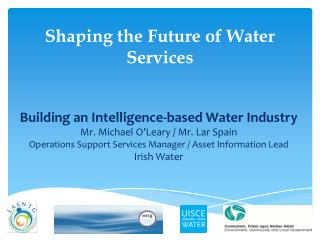 Shaping the Future of Water Services
