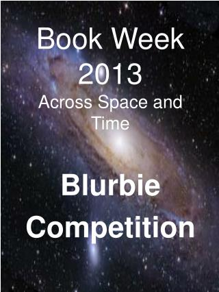 Book Week 2013 Across Space and Time