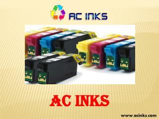 AC inks