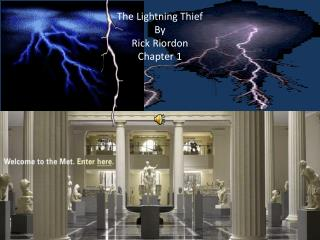 The Lightning Thief By Rick Riordon Chapter 1