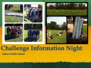 Challenge Information Night