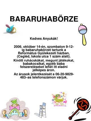 BABARUHABÖRZE