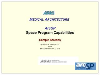 ArcSP Space Program Capabilities