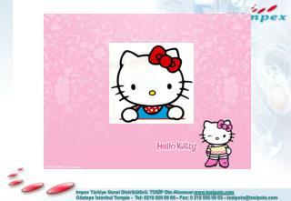 77002HELLO Kitty Ön güneşlik